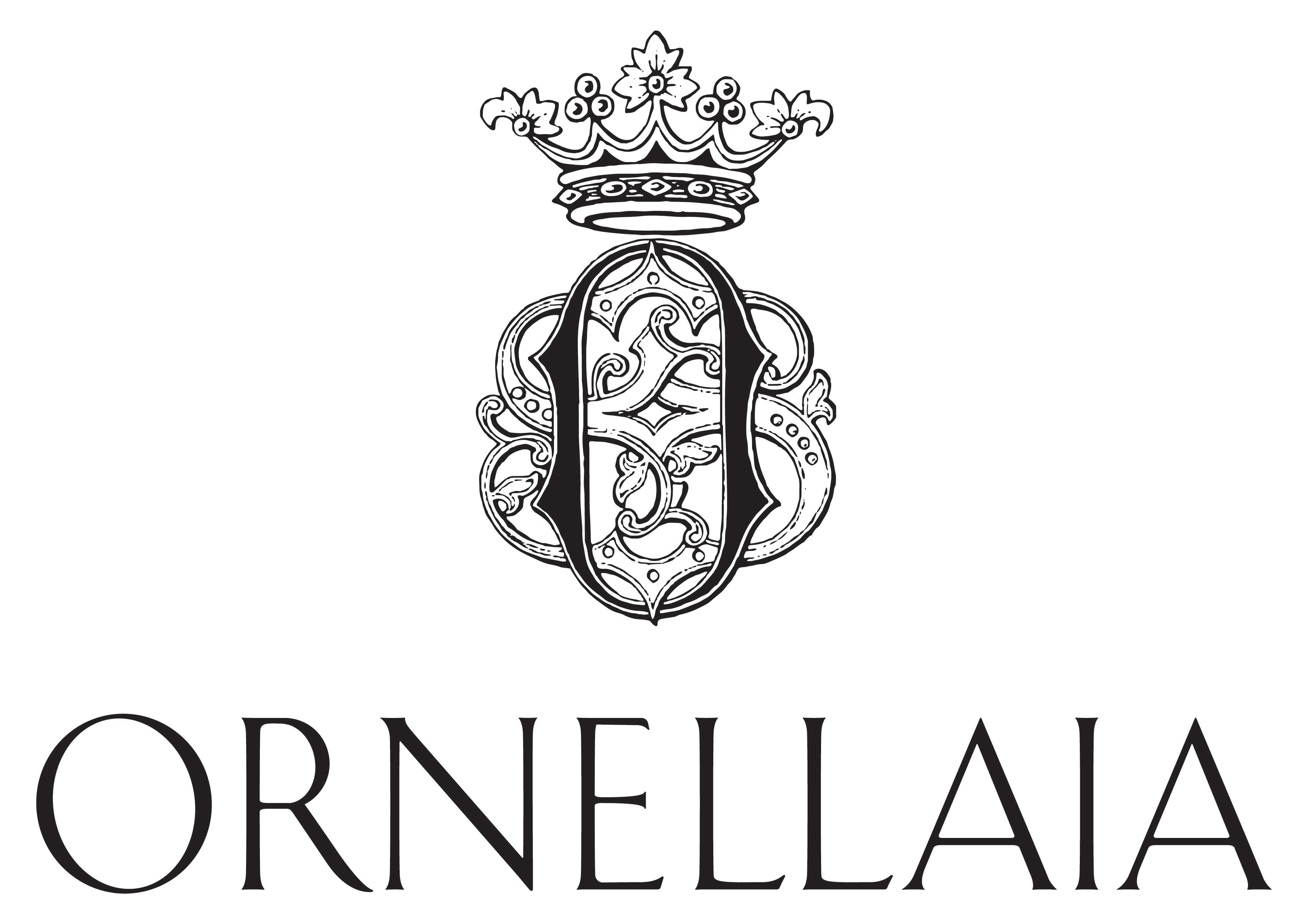 ornellaia logo